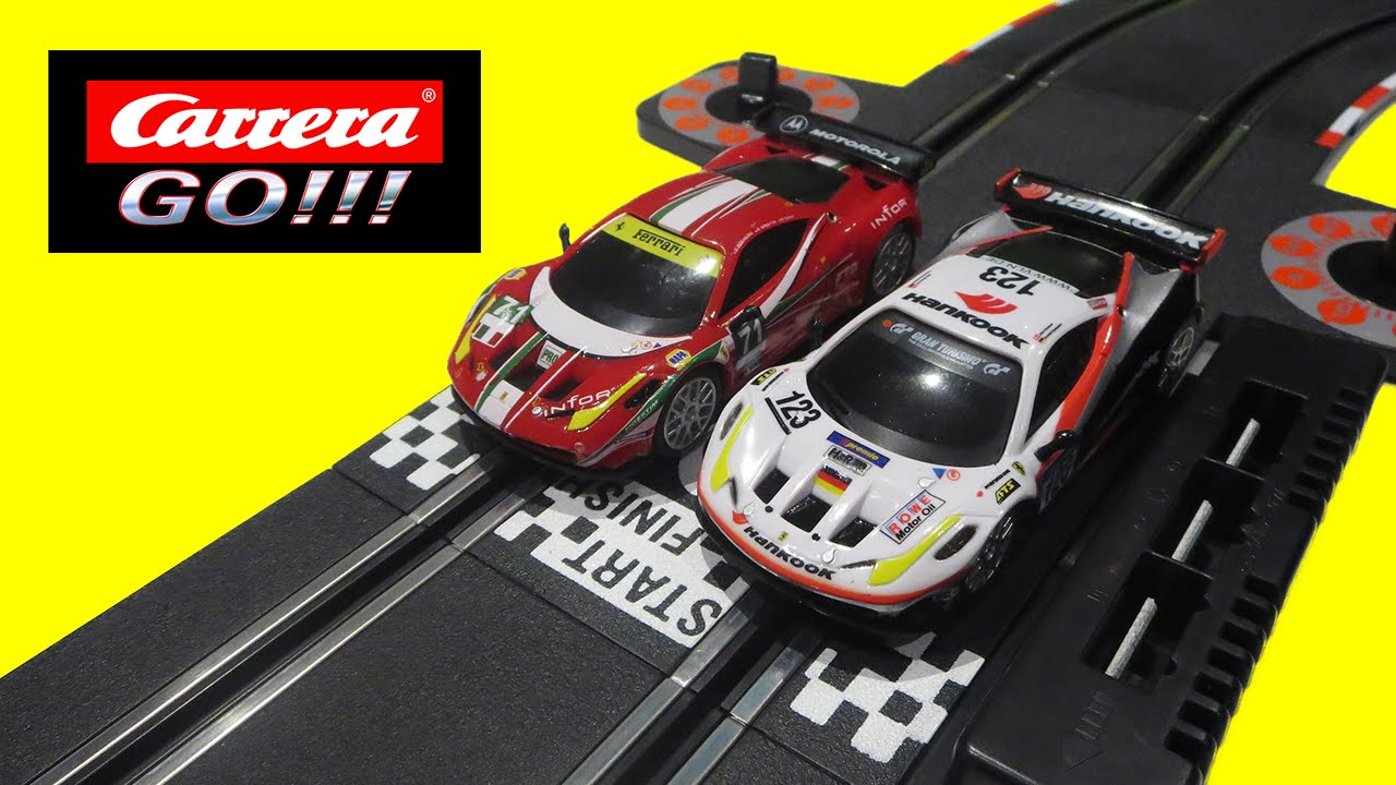 Carrera Go Slot Cars
